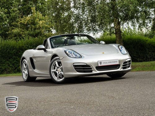 2012 Porsche Boxster 981 *NEW PRICE* For Sale (picture 2 of 6)