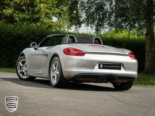 2012 Porsche Boxster 981 *NEW PRICE* For Sale (picture 3 of 6)