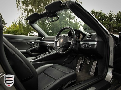 2012 Porsche Boxster 981 *NEW PRICE* For Sale (picture 4 of 6)