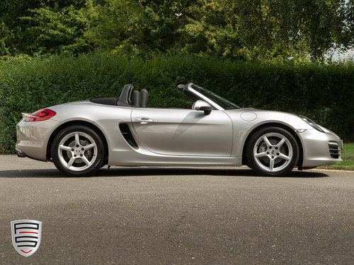 2012 Porsche Boxster 981 *NEW PRICE* For Sale (picture 1 of 6)