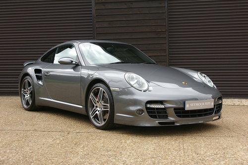 2008 Porsche 997 Turbo 3.6 AWD Manual Coupe (14,930 miles)  SOLD (picture 2 of 6)