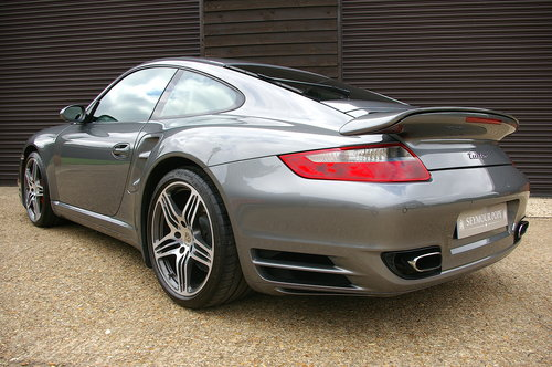 2008 Porsche 997 Turbo 3.6 AWD Manual Coupe (14,930 miles)  SOLD (picture 3 of 6)