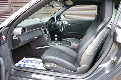 2008 Porsche 997 Turbo 3.6 AWD Manual Coupe (14,930 miles)  SOLD (picture 4 of 6)