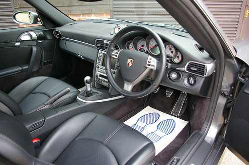 2008 Porsche 997 Turbo 3.6 AWD Manual Coupe (14,930 miles)  SOLD (picture 5 of 6)