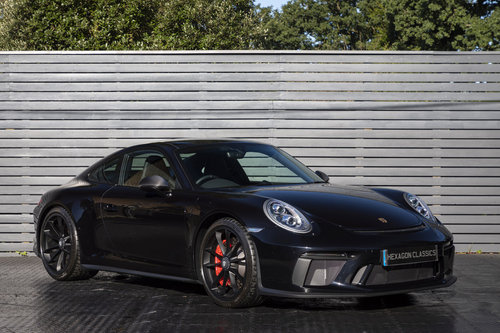 2018 Porsche 991 GT3 TOURING UK CAR SOLD (picture 1 of 6)