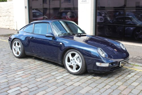 1997 Porsche 911 3.6 993 Carrera 4 AWD 2dr  SOLD (picture 1 of 6)