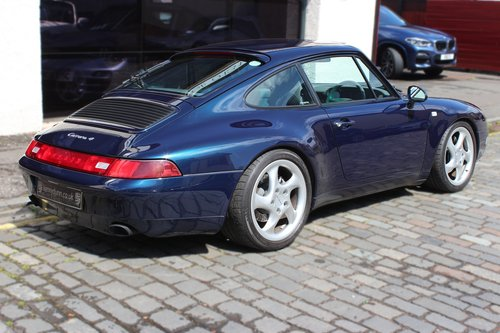 1997 Porsche 911 3.6 993 Carrera 4 AWD 2dr  SOLD (picture 5 of 6)