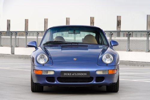 1997 Porsche 993 Carrera S Tiptronic Widebody 911 Full Resto SOLD (picture 4 of 6)
