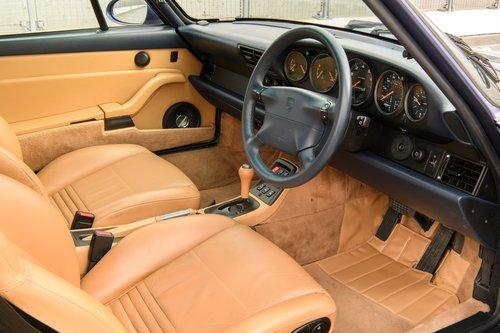 1997 Porsche 993 Carrera S Tiptronic Widebody 911 Full Resto SOLD (picture 5 of 6)
