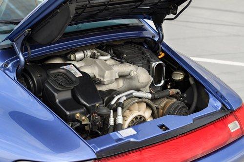 1997 Porsche 993 Carrera S Tiptronic Widebody 911 Full Resto SOLD (picture 6 of 6)