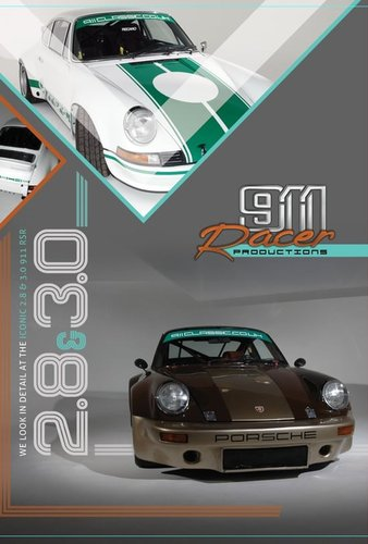 1972 The iconic racing Porsche the 911 RSR For Sale (picture 2 of 5)