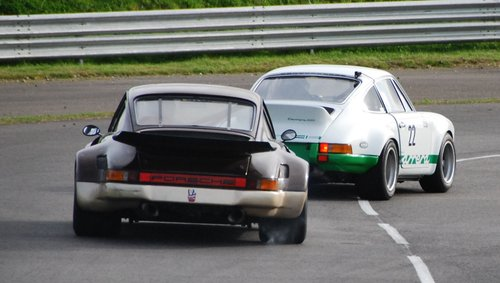 1972 The iconic racing Porsche the 911 RSR For Sale (picture 3 of 5)