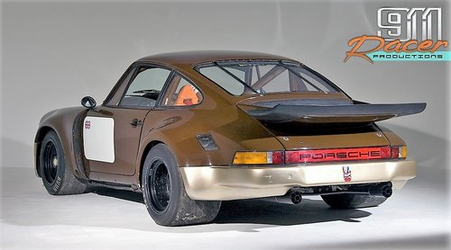 1972 The iconic racing Porsche the 911 RSR For Sale (picture 5 of 5)
