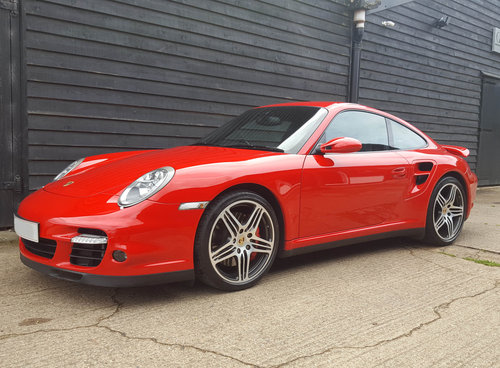2007 PORSCHE 911/997 3.6 TURBO COUPE Tiptronic S BIG SPEC: Fpsh For Sale (picture 4 of 6)