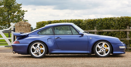 1995 PORSCHE 911 (993) TURBO (FACTORY S SPEC) For Sale (picture 6 of 6)