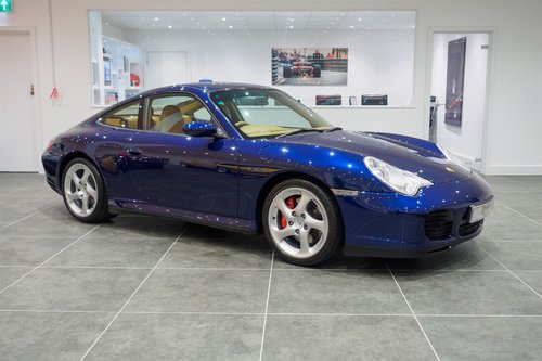2002 Porsche 996 C4S Manual For Sale (picture 1 of 6)