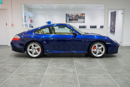 2002 Porsche 996 C4S Manual For Sale (picture 2 of 6)
