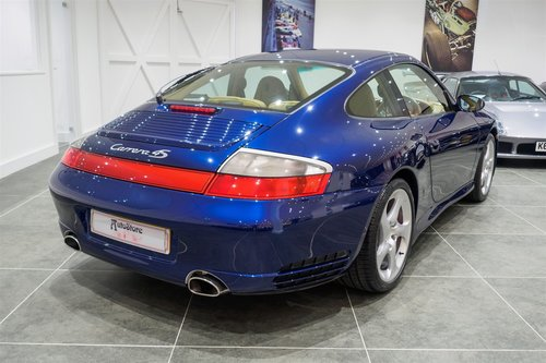 2002 Porsche 996 C4S Manual For Sale (picture 3 of 6)