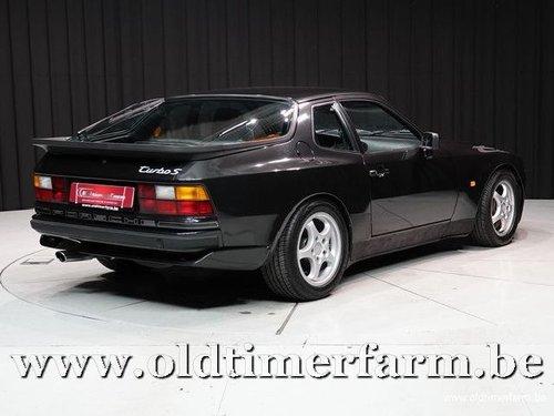 1988 Porsche 944 Turbo '88 For Sale (picture 2 of 6)