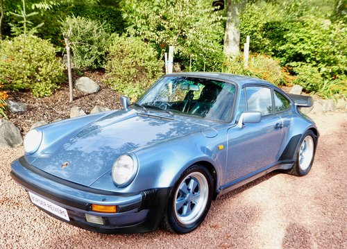 1985 Porsche 911-930 Turbo Superb Condition SOLD (picture 1 of 6)
