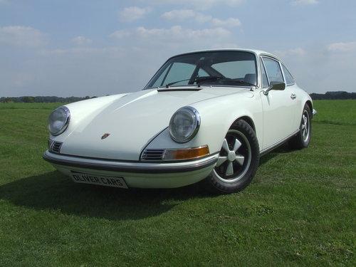 1971 Porsche 911T 2.2  For Sale (picture 5 of 6)