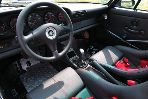 1995 Porsche 993/911 RS Clubsport For Sale (picture 5 of 6)