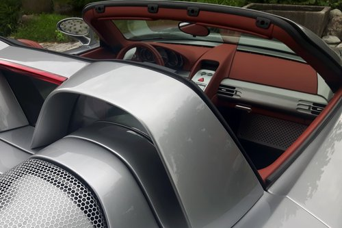 2006 Porsche Carrera GT, 12.619 km from new! For Sale (picture 6 of 6)