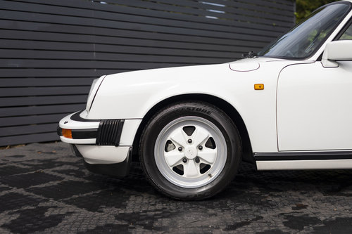 1989 PORSCHE 911 3.2 CARRERA SPORT CABRIOLET  G50 SOLD (picture 5 of 6)