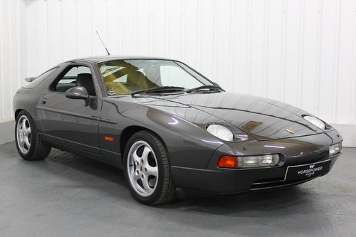 1994 PORSCHE 928 GTS - EXTREMELY PRESENTABLE UK SUPPLIED RHD CAR For Sale (picture 1 of 6)
