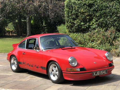 1972 PORSCHE 911 RS EVOCATION   Original UK RHD example 911E For Sale (picture 1 of 6)