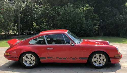 1972 PORSCHE 911 RS EVOCATION   Original UK RHD example 911E For Sale (picture 2 of 6)