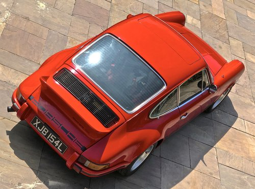 1972 PORSCHE 911 RS EVOCATION   Original UK RHD example 911E For Sale (picture 3 of 6)