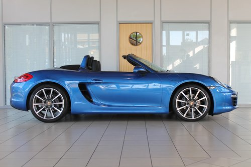 2014/14 Porsche Boxster (981) 2.7 Manual SOLD (picture 4 of 6)