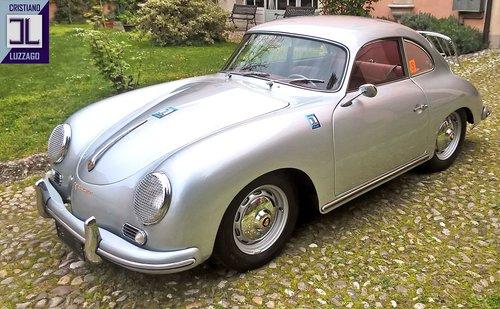Porsche 356 For Sale >> 1957 Mille Miglia Eligible Porsche 356 A T1 Coupe For Sale