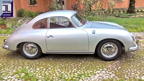 1957 MILLE MIGLIA ELIGIBLE PORSCHE 356 A T1 COUPE- For Sale (picture 2 of 6)