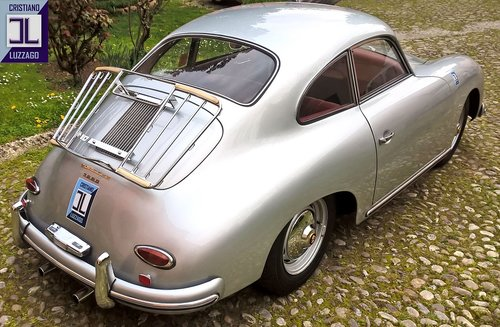 1957 MILLE MIGLIA ELIGIBLE PORSCHE 356 A T1 COUPE- For Sale (picture 3 of 6)