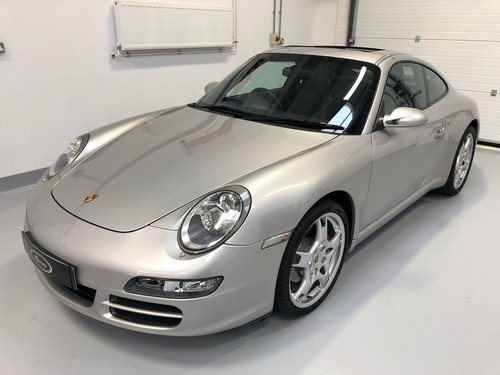 2005 Porsche 911 (997) Gen 1 Carrera 2 3.6L Tiptronic S  SOLD (picture 1 of 6)