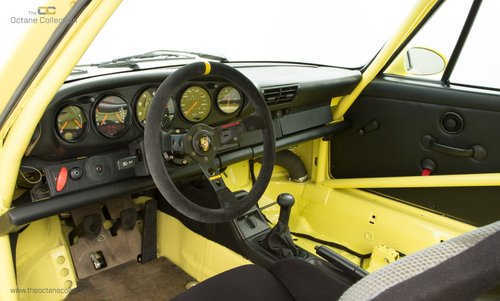 1992 PORSCHE 964 CARRERA CUP // PTS SUMMER YELLOW For Sale (picture 4 of 6)