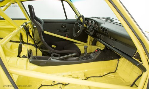 1992 PORSCHE 964 CARRERA CUP // PTS SUMMER YELLOW For Sale (picture 5 of 6)