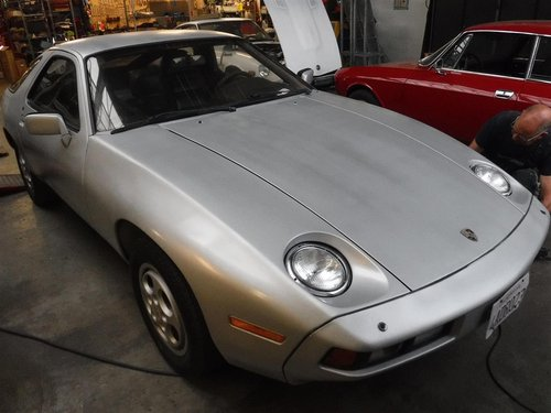 1979 Porsche 928 for sale For Sale (picture 1 of 6)