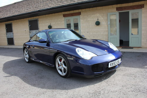 2003 Porsche 996 C4S  For Sale (picture 1 of 6)