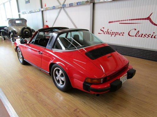 1977 Porsche 911S Targa Small Body / Sportomatic For Sale (picture 3 of 6)