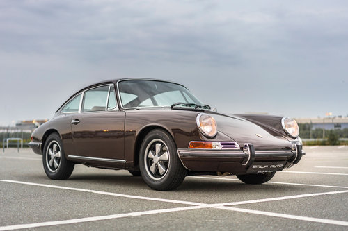 1968 Porsche 911 SWB Coupé bare metal restored For Sale (picture 1 of 6)