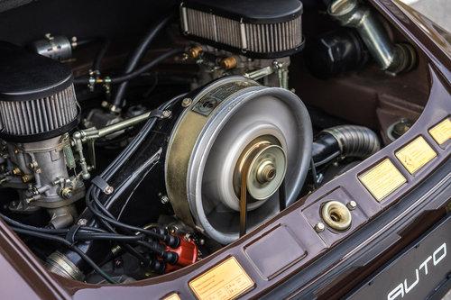 1968 Porsche 911 SWB Coupé bare metal restored For Sale (picture 5 of 6)