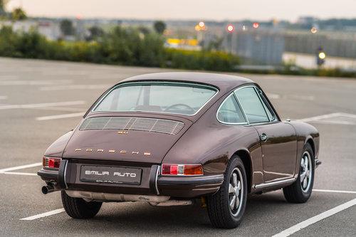 1968 Porsche 911 SWB Coupé bare metal restored For Sale (picture 6 of 6)