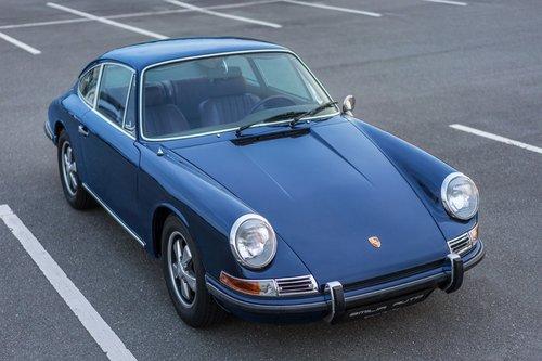 1968 Porsche 911L SWB Coupé bare metal restoration For Sale (picture 1 of 6)