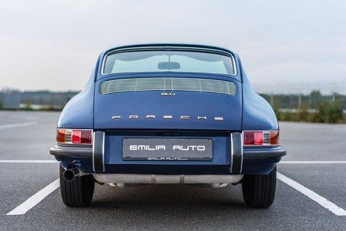 1968 Porsche 911L SWB Coupé bare metal restoration For Sale (picture 2 of 6)