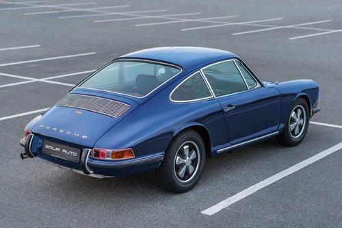 1968 Porsche 911L SWB Coupé bare metal restoration For Sale (picture 3 of 6)