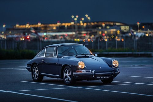 1968 Porsche 911L SWB Coupé bare metal restoration For Sale (picture 4 of 6)