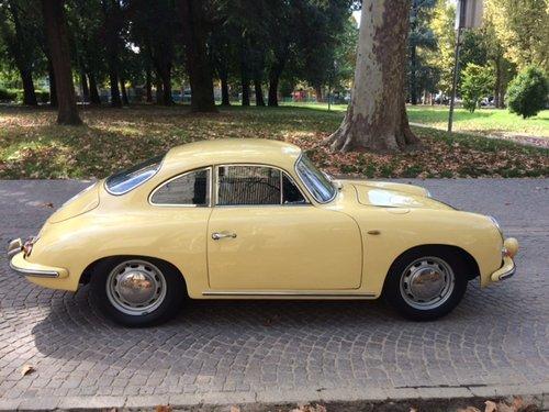 Porsche 356 SC Coupé by Reutter - 1964 For Sale (picture 1 of 6)